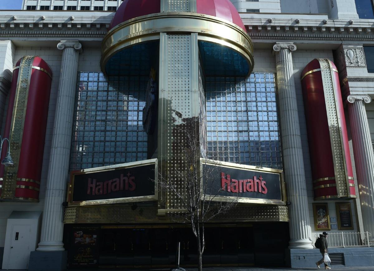 Harrah's Reno Caesars Peppermint