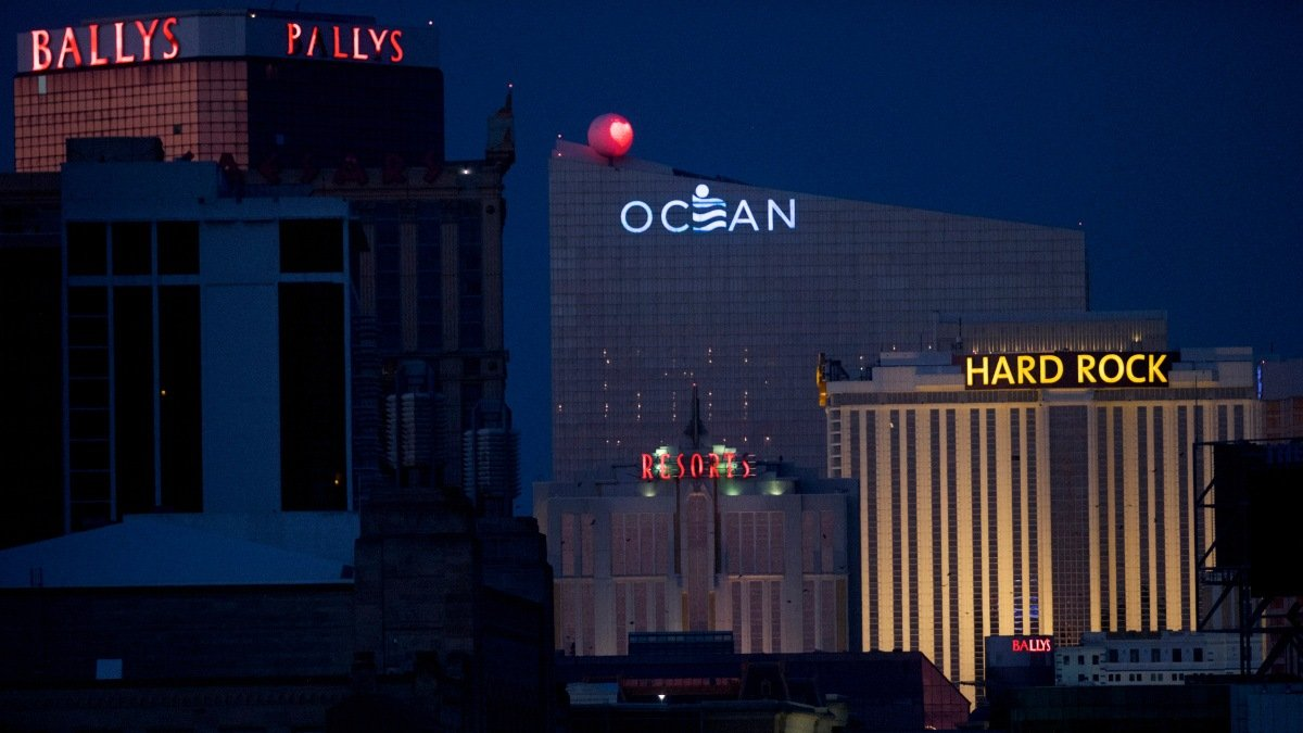 Atlantic City casinos tax break