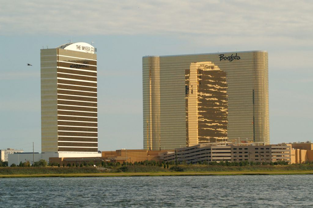 Borgata Closed New Jersey