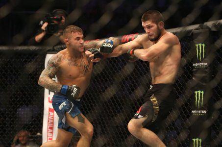 Poirier Hooker odds UFC