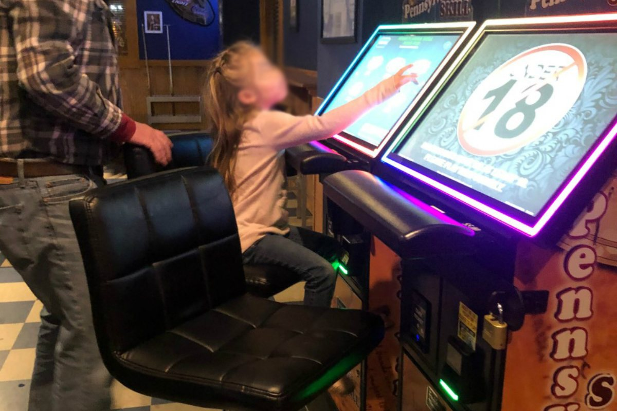 Pennsylvania skill gaming machines slot