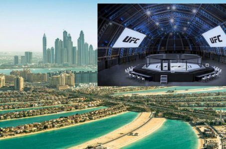 UFC Fight Island MMA odds
