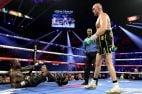 Fury Joshua boxing