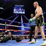 Fury-Joshua Heavyweight Bouts Set Boxing World Abuzz, But Fighters Have Other Work to Finish First