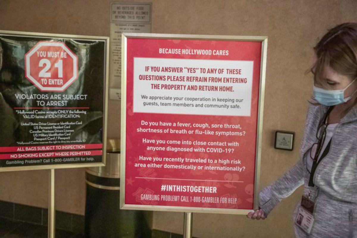 Penn National Gaming Pennsylvania casinos