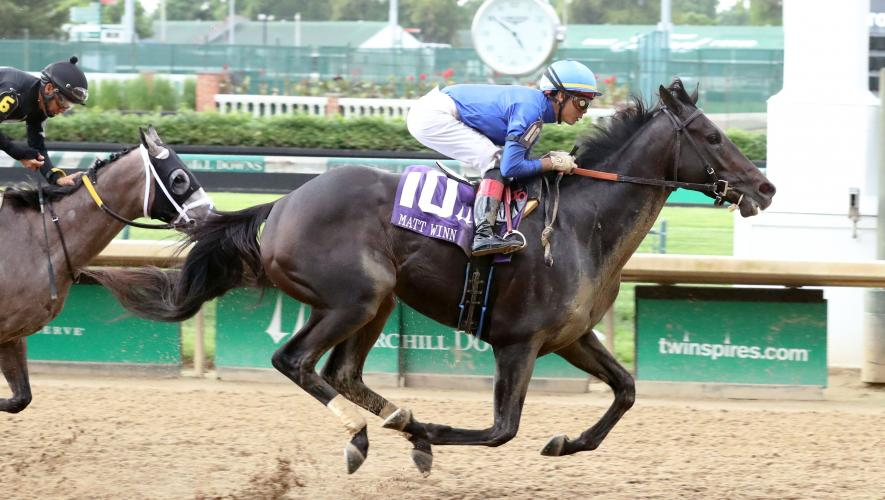Maxfield Kentucky Derby