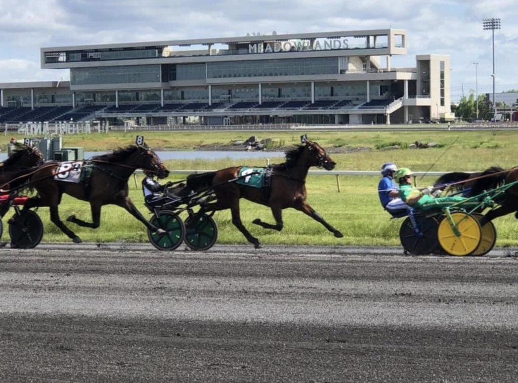 New Jersey racing