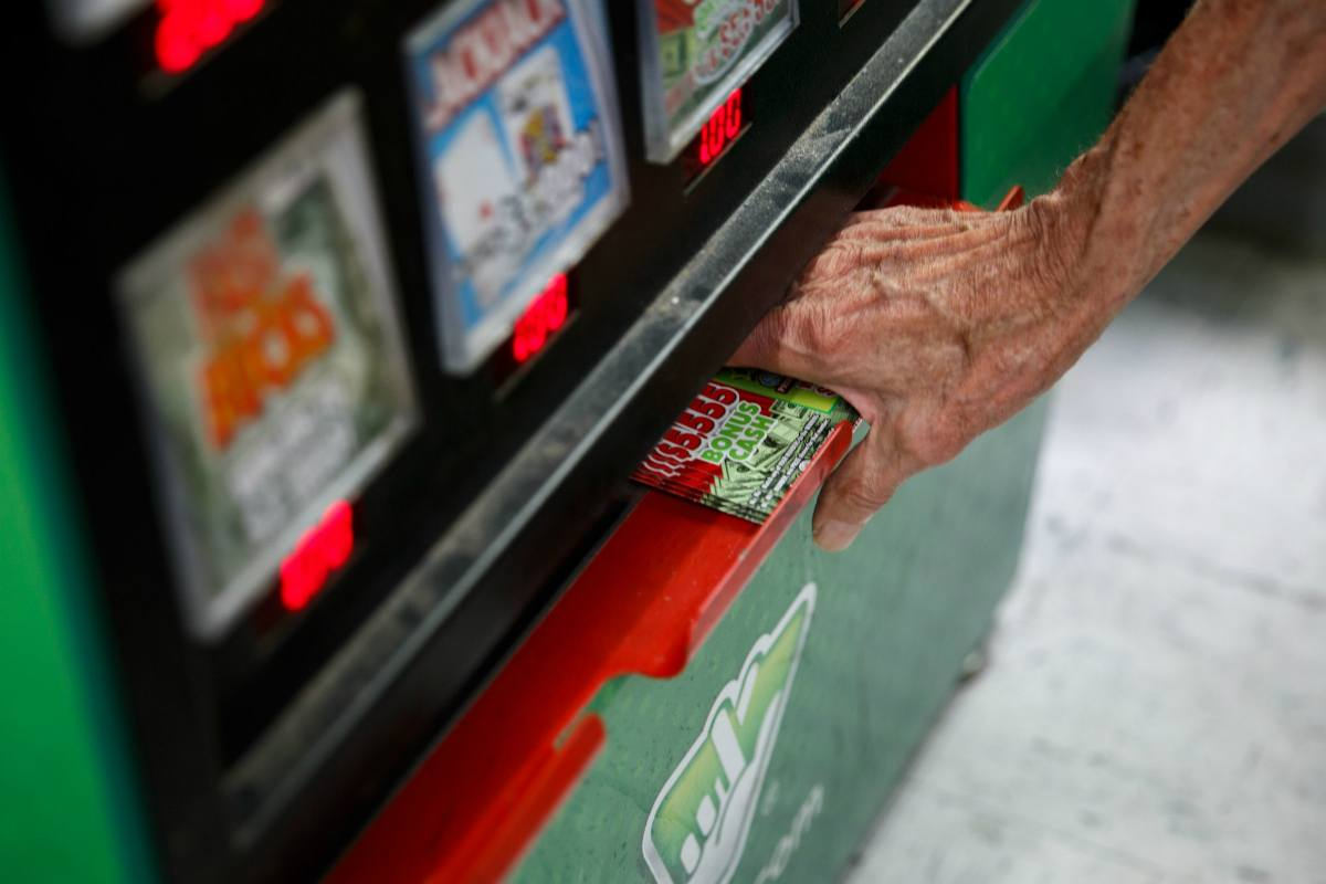 Virginia Lottery online ticket