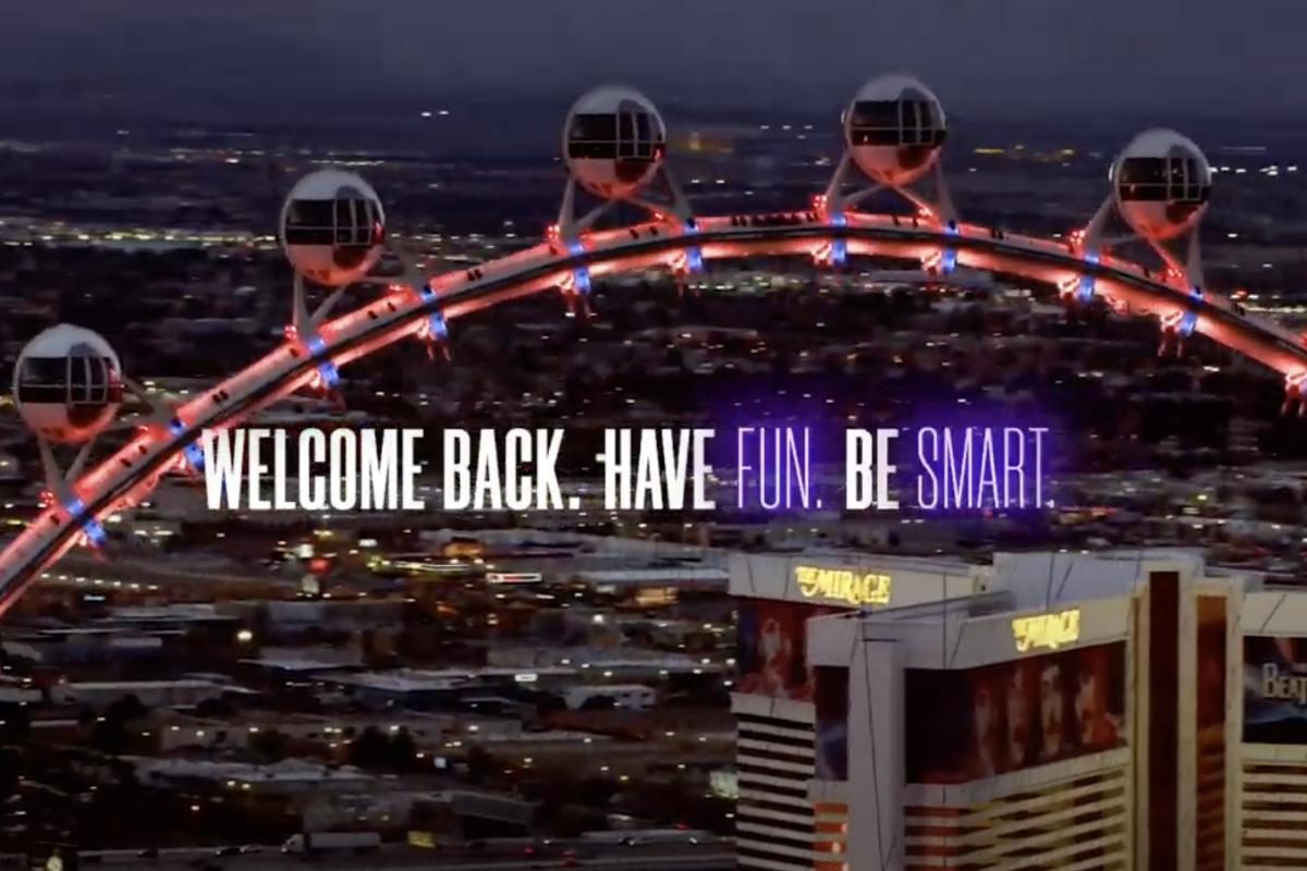 Las Vegas casinos LVCVA