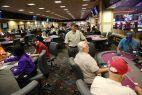 The Orleans poker room
