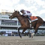 Tiz the Law Tabbed as Strong Favorite After Post Position Draw for Belmont Stakes