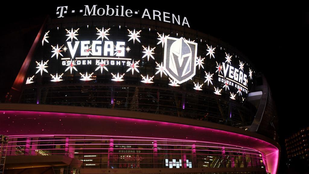 NHL Las Vegas hub