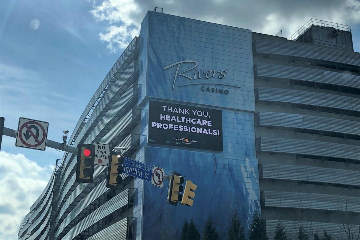 Pennsylvania casinos Rivers Pittsburgh