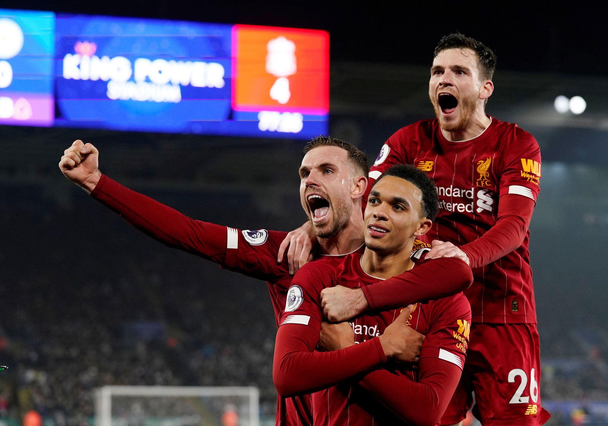 Liverpool EPL Champions