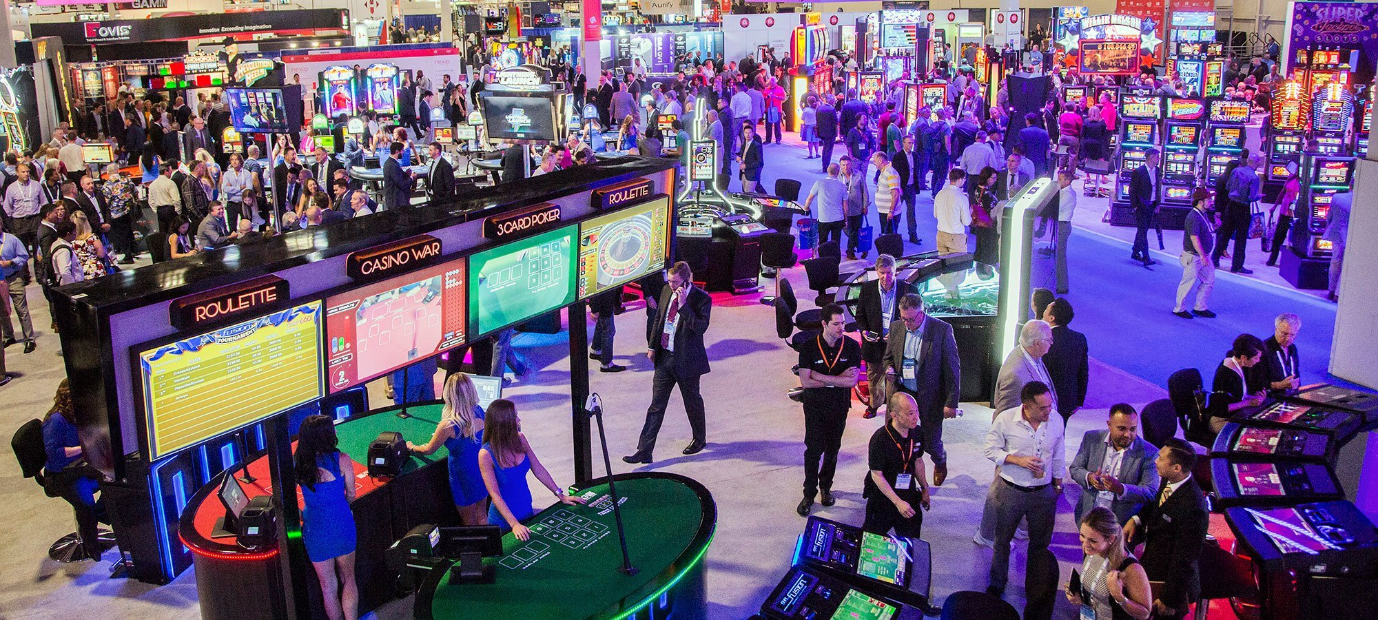 G2e Las Vegas Mammoth Gaming Expo Will Be Held In October