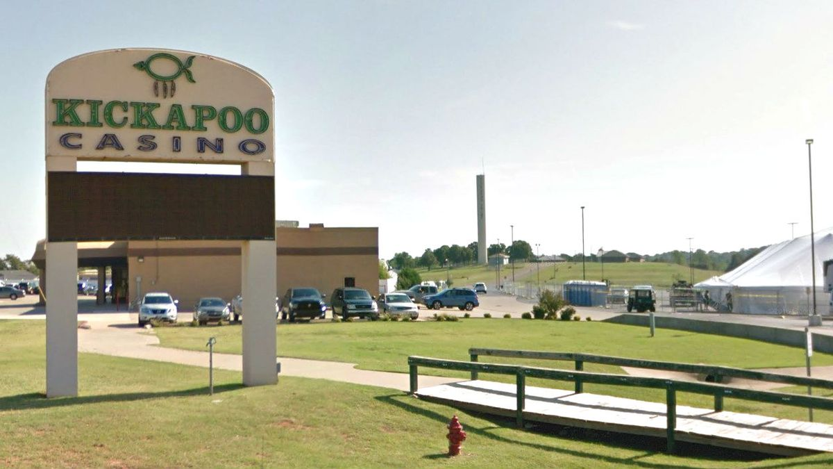 Oklahoma kickapoo casino playstation 2 cricket games 2007