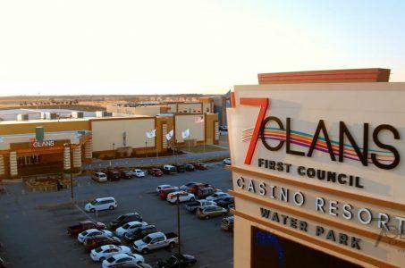 gaming compacts Oklahoma Kevin Stitt