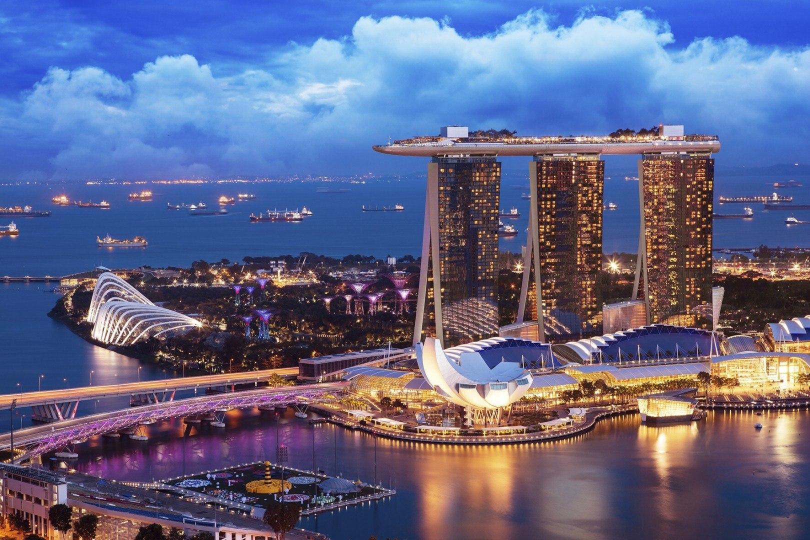 singapore new casino