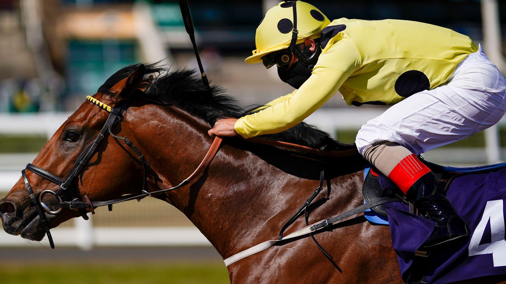 UK horse racing returns