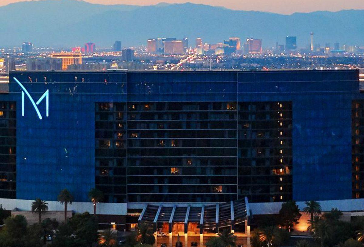 M Resort Las Vegas casino hotel