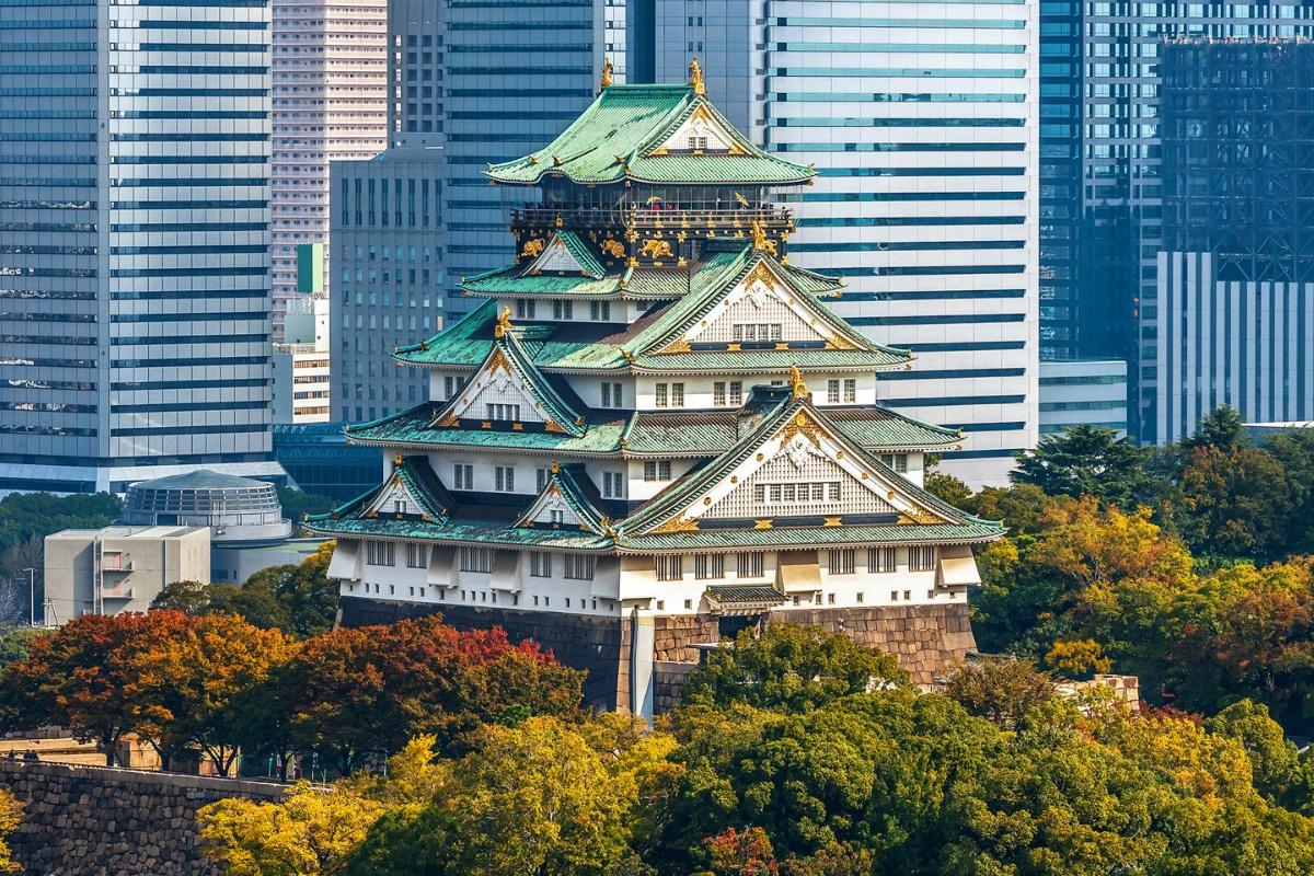 Osaka casino integrated resort Japan