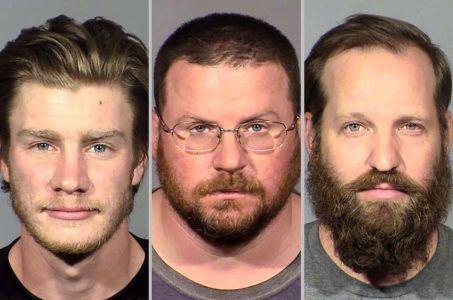 boogaloo arrests in Las Vegas