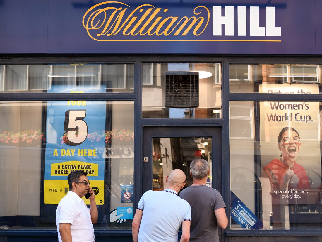 William Hill Secondary Offering