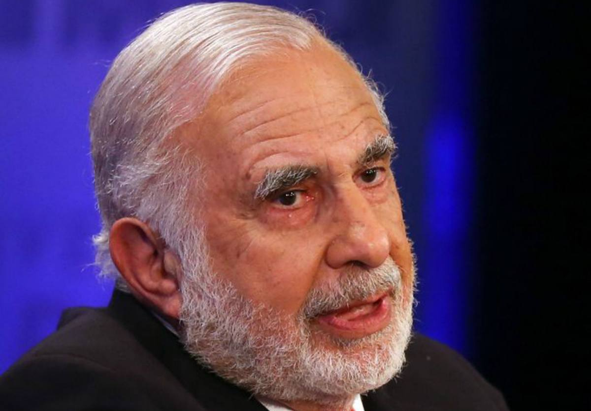 Carl Icahn Caesars Entertainment board