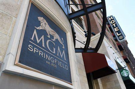 West Springfield MGM casino Massachusetts
