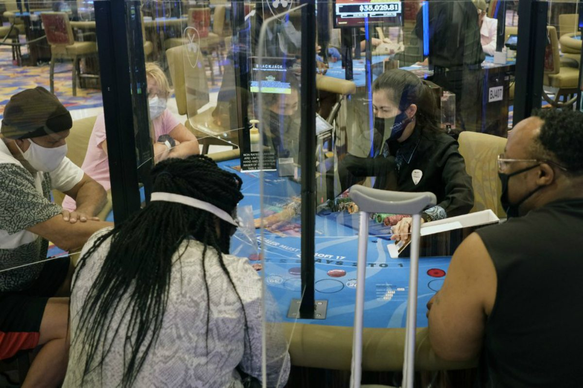 Borgata Atlantic City casinos MGM