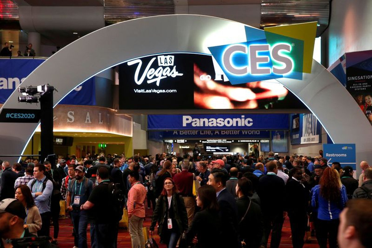 CES Las Vegas convention casino