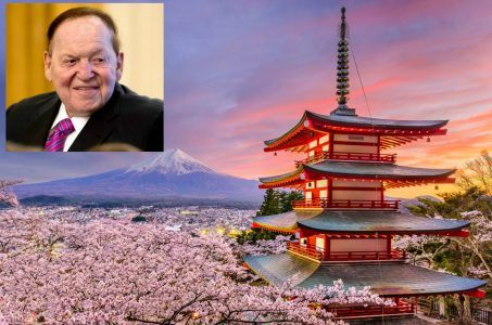 Japan casino Sands Sheldon Adelson