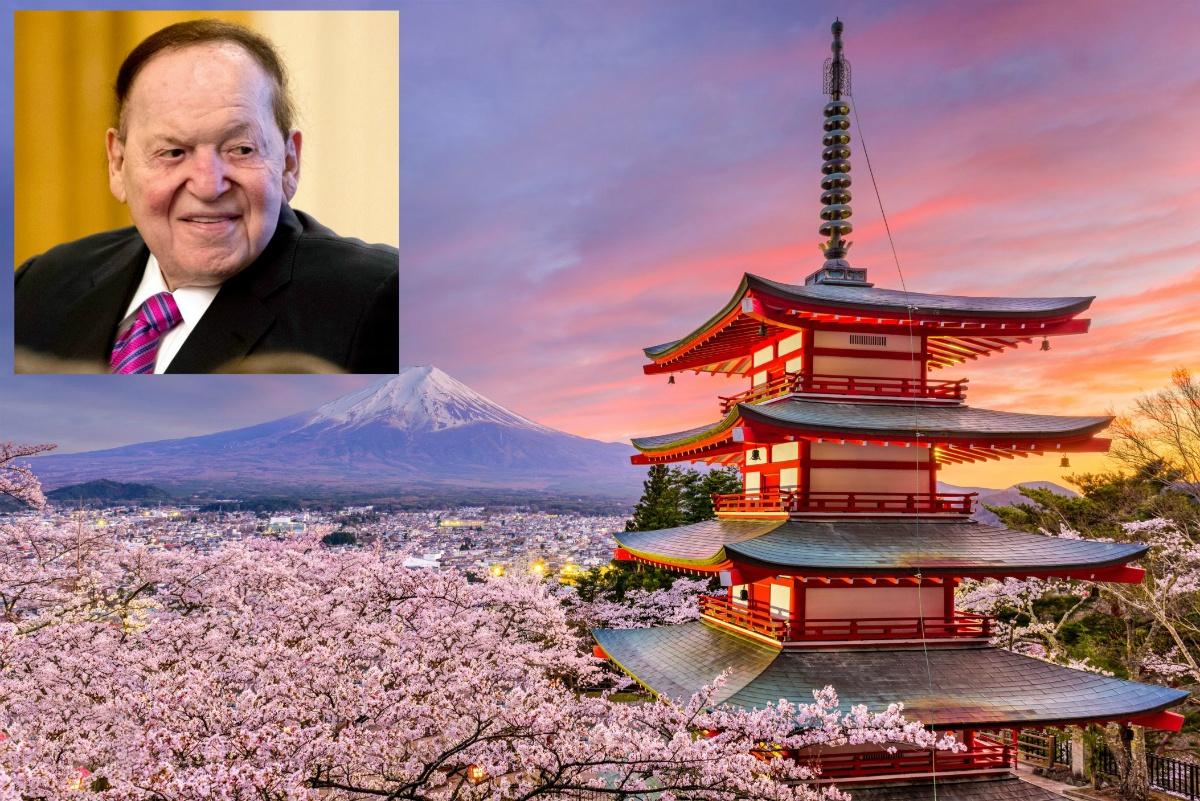 Japan casino Sands Sheldon Adelson