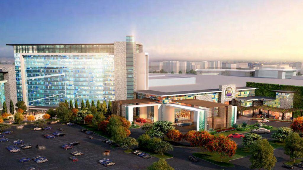 Catawba casino groundbreaking