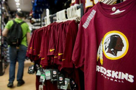 Washington Redskins odds name change