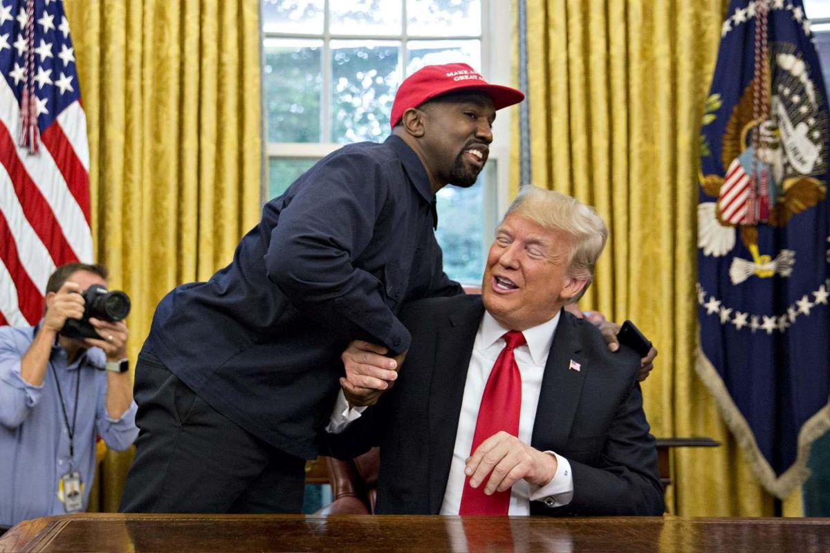 Kanye West odds 2020 Trump Biden