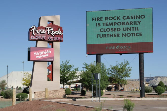 Fire Rock Casino remains closed