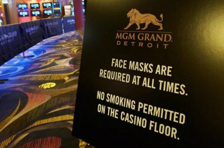 MGM Grand Detroit casinos Whitmer