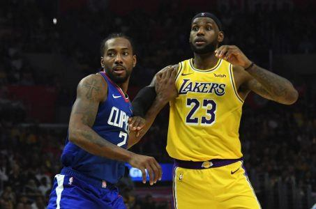 NBA restart odds Lakers Clippers