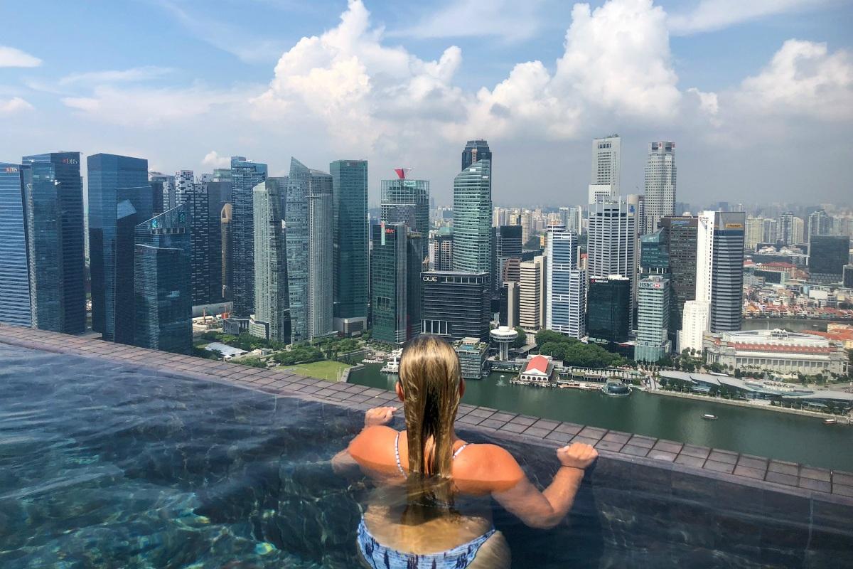 Singapore Marina Bay Sands Sentosa casino