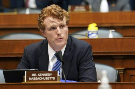 Massachusetts Mashpee Wampanoag Joe Kennedy
