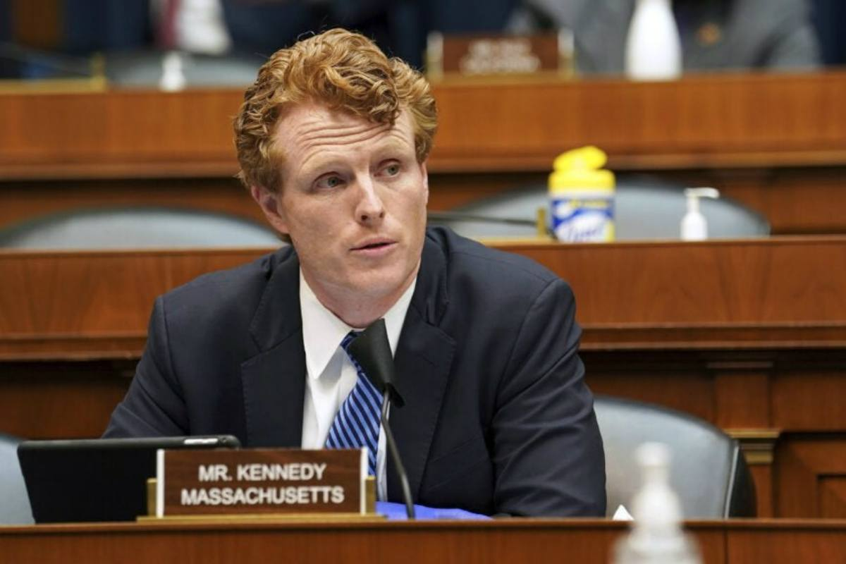 Massachusetts Mashpee Wampanoag Joe Kennedy