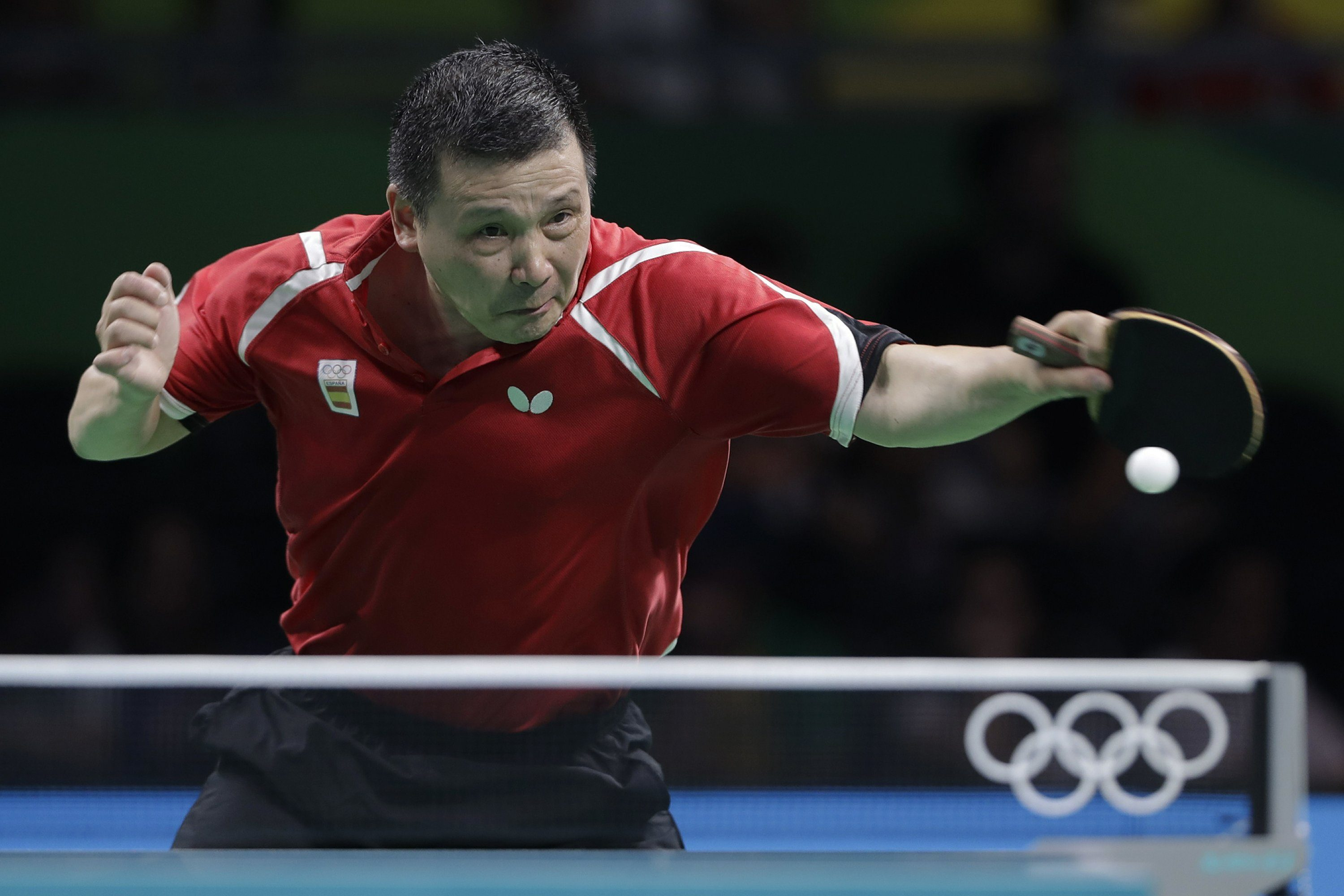 Ukrainian table tennis alert