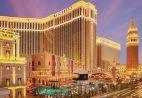 casino operator Las Vegas Sands revenue
