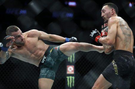 UFC 251 Usman Volkanovski