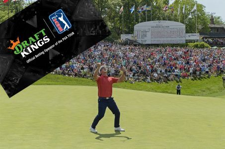 DraftKings PGA Tour sports betting odds