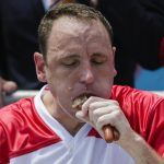 Joey Chestnut Top Dog for Nathan's Hot Dog Eating Contest, Oddsmakers Have Champ Heavy Favorite