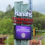 Harrah's Cherokee Casino Resort Site of COVID-19 Cluster, Five Table Game Workers Test Positive