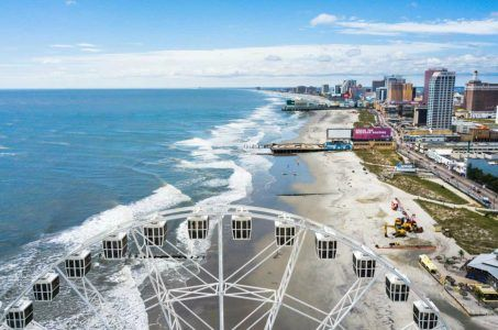 Atlantic City casinos online gaming