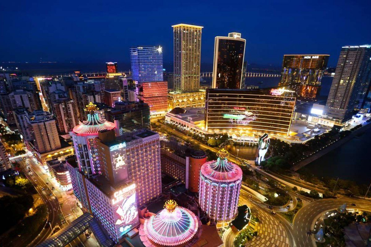 Bernstein Sees July Macau GGR Heading Up